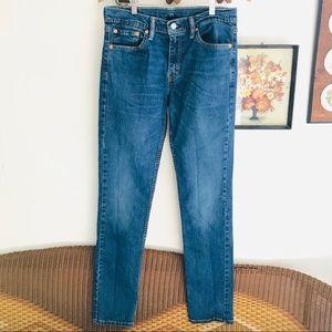 Levi's 511 Medium Wash Slim Fit Jeans